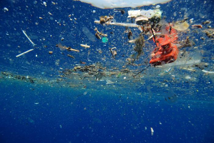 8 millions de tonnes de plastique dans l'océan