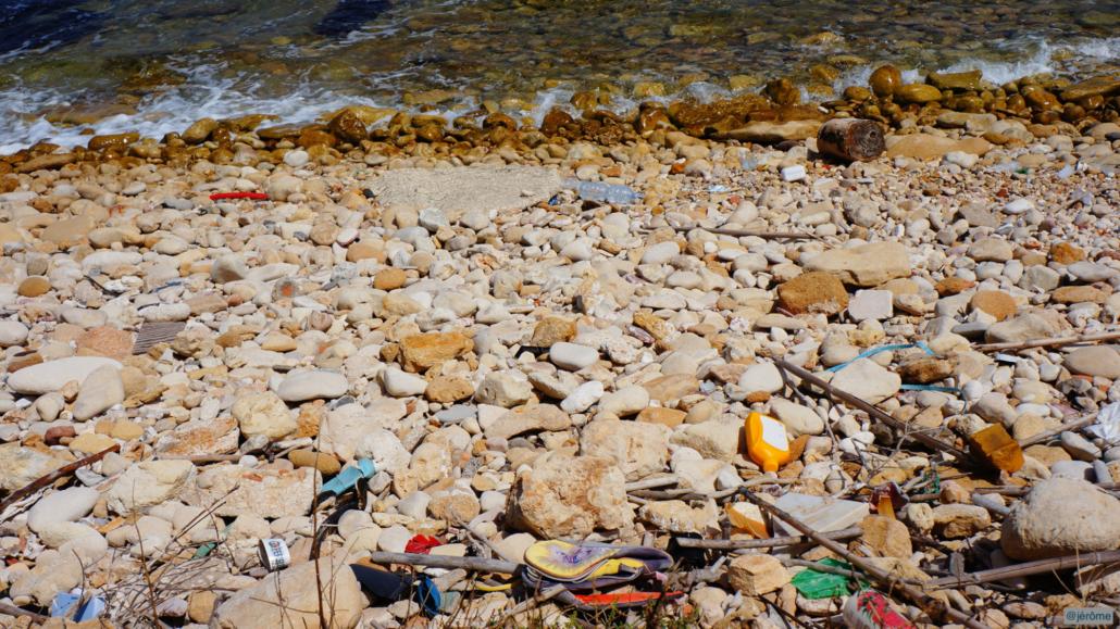 La plage de Syracuse